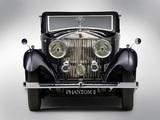 Images of Rolls-Royce Phantom II Continental Sedanca Coupe 1933