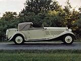 Images of Rolls-Royce Phantom II Continental Sedanca Drophead Coupe 1934