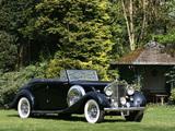 Images of Rolls-Royce Phantom III Cabriolet by Mazzara & Meyer 1938