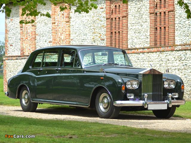 Images of Rolls-Royce Phantom VI 1968–91 (640 x 480)