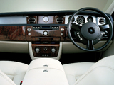 Images of Rolls-Royce Phantom UK-spec 2003–09