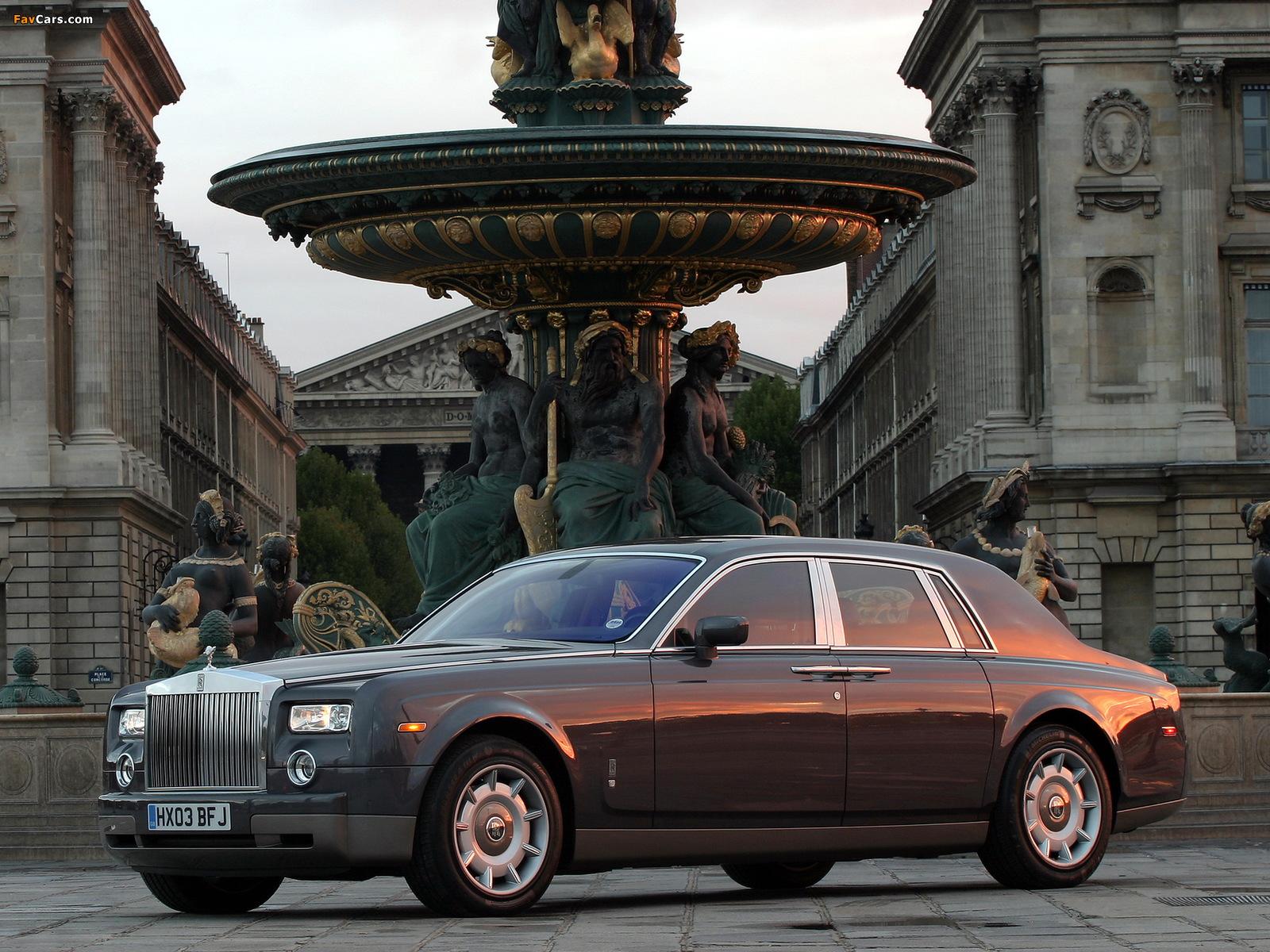 Images of Rolls-Royce Phantom 2003–09 (1600 x 1200)