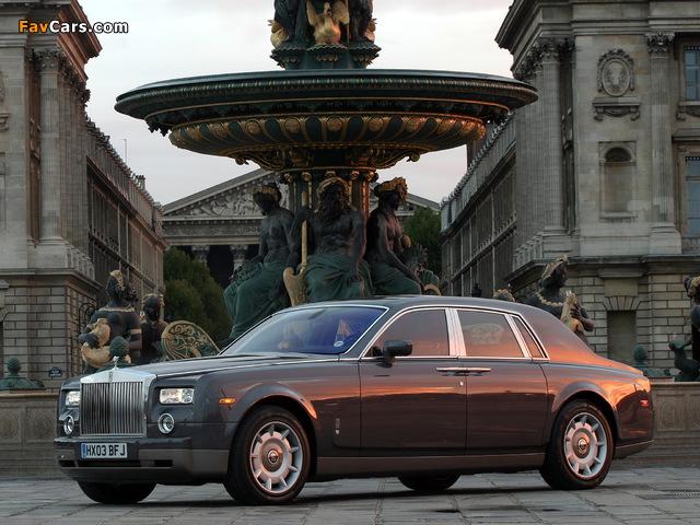 Images of Rolls-Royce Phantom 2003–09 (640 x 480)
