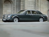 Images of Rolls-Royce Phantom UK-spec 2003–09