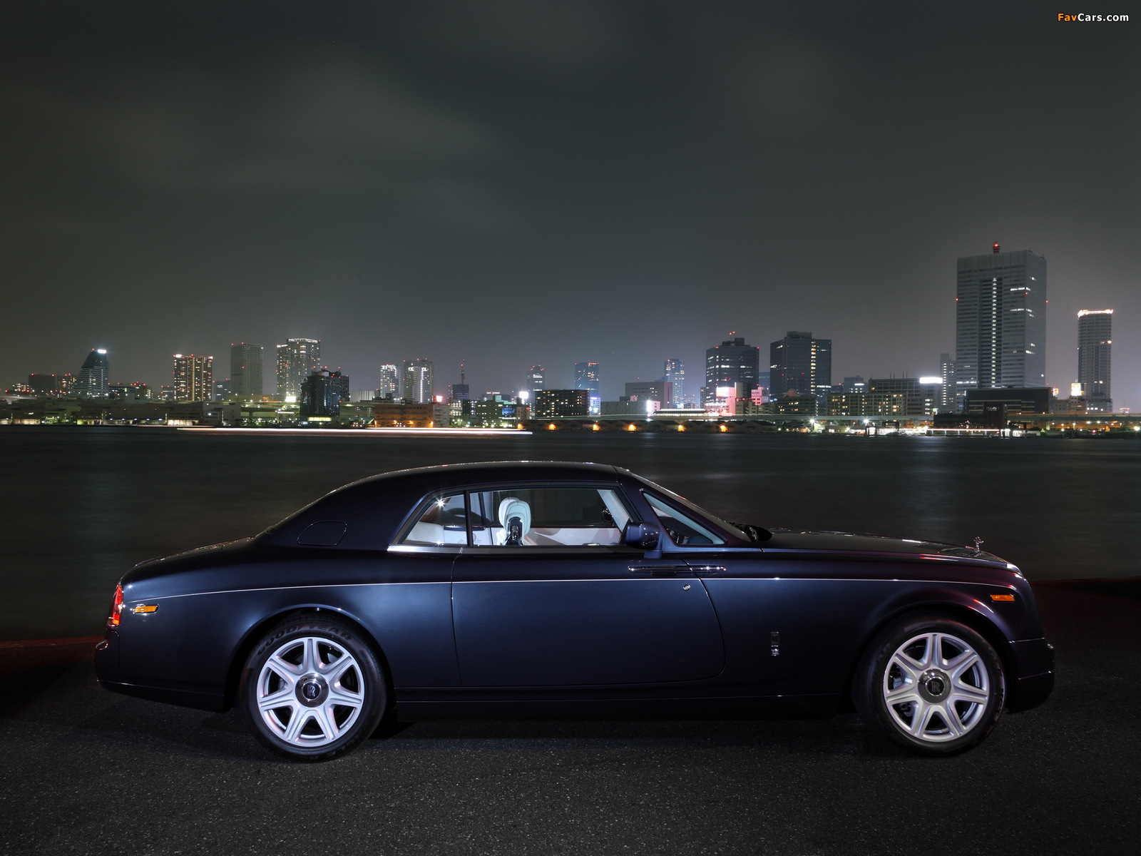 Images of Rolls-Royce Phantom Coupe UK-spec 2009–12 (1600 x 1200)