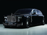 Images of WALD Rolls-Royce Phantom Black Bison Edition 2011