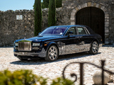 Images of Rolls-Royce Phantom UK-spec 2012
