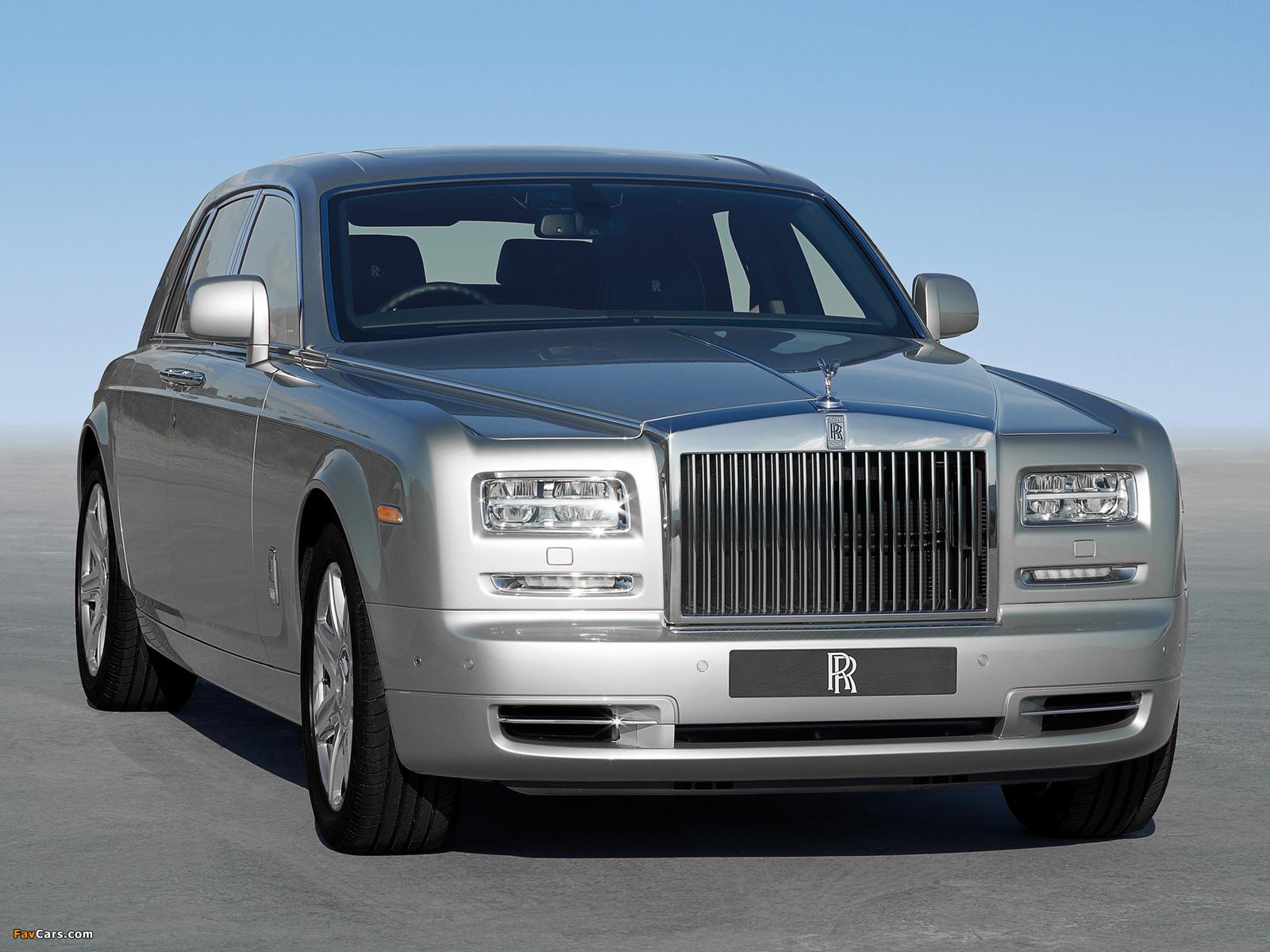 Images of Rolls-Royce Phantom UK-spec 2012 (1600 x 1200)