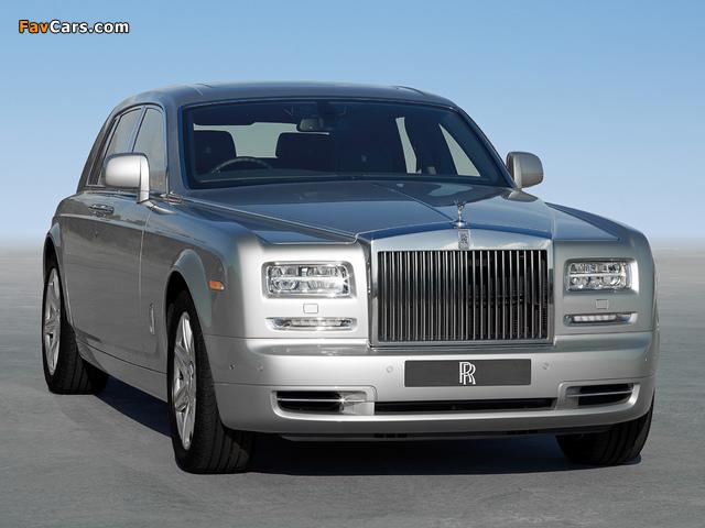 Images of Rolls-Royce Phantom UK-spec 2012 (640 x 480)