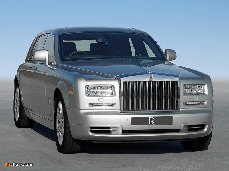 Images of Rolls-Royce Phantom UK-spec 2012 (800 x 600)