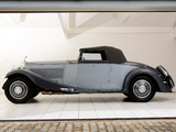 Images of Rolls-Royce Phantom II Continental Drophead Coupe by Freestone & Webb 1932