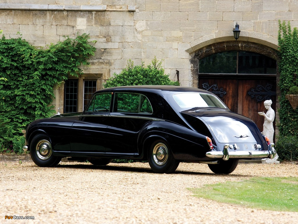 Images of Rolls-Royce Phantom V Limousine by James Young 1959–63 (1024 x 768)
