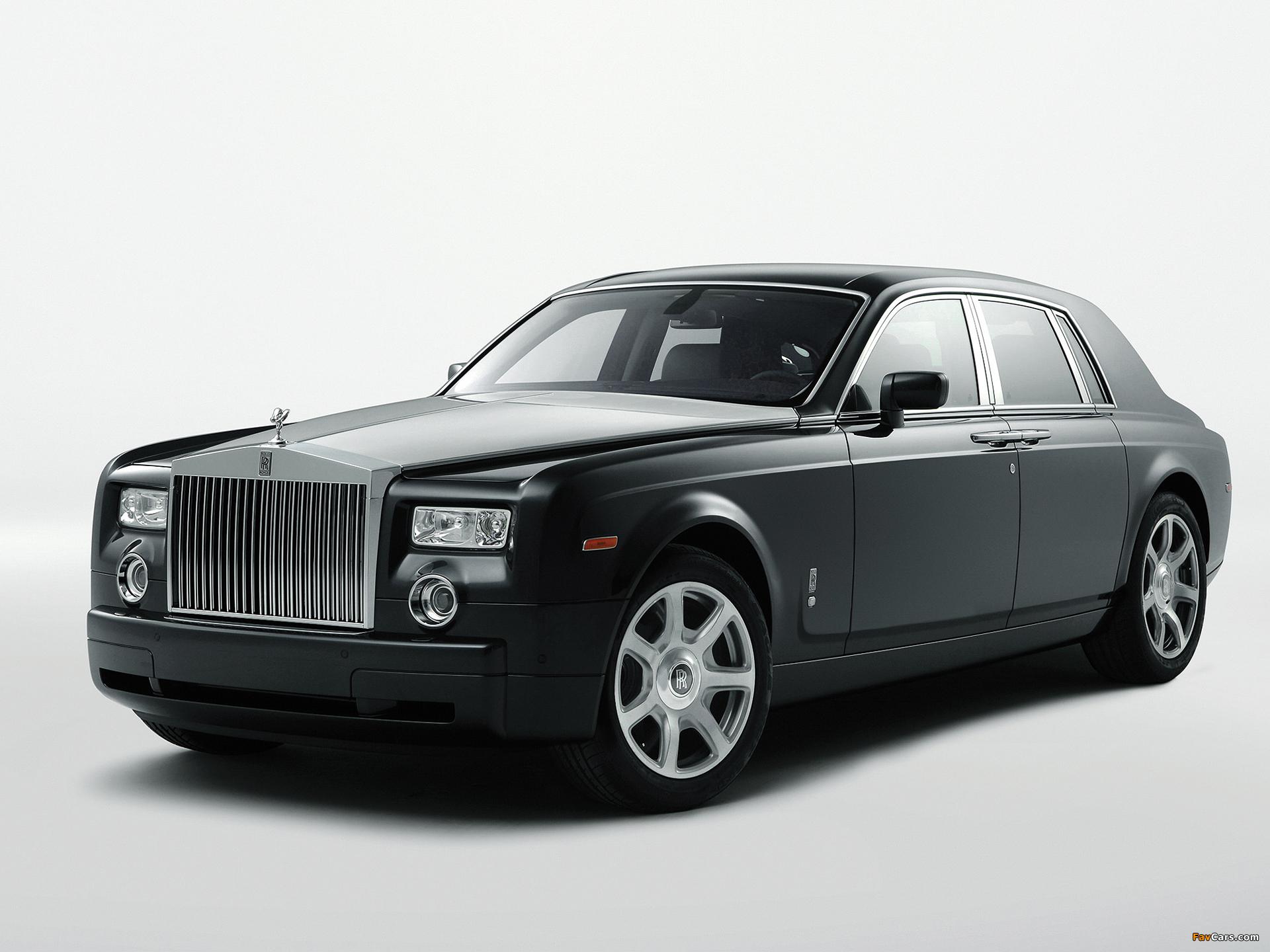 Images of Rolls-Royce Phantom Tungsten 2007 (1920 x 1440)