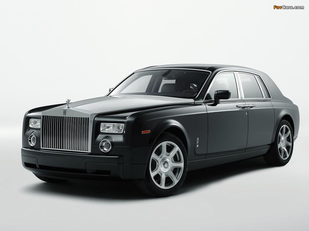 Images of Rolls-Royce Phantom Tungsten 2007 (1024 x 768)