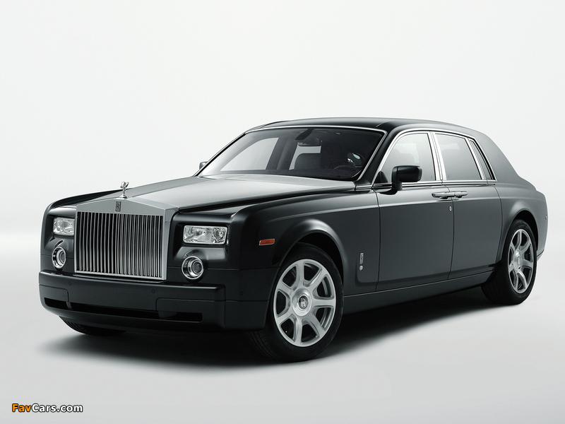 Images of Rolls-Royce Phantom Tungsten 2007 (800 x 600)