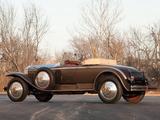 Photos of Rolls-Royce Phantom I York Roadster 1925