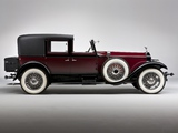 Photos of Rolls-Royce Springfield Phantom I Town Car by Hibbard & Darrin 1928