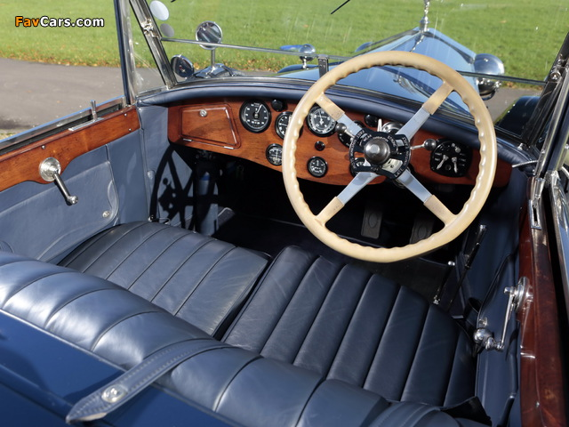 Photos of Rolls-Royce Phantom I 40/50 HP Tourer by James Young 1928 (640 x 480)
