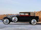 Photos of Rolls-Royce Springfield Phantom I Newmarket Convertible Sedan by Brewster (S393KP) 1928