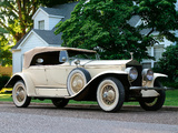 Photos of Rolls-Royce Phantom I Derby Speedster by Brewster 1928