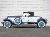 Photos of Rolls-Royce Phantom I Piccadilly Roadster 1928