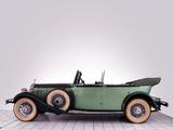 Photos of Rolls-Royce Phantom II 40/50 HP Cabriolet Hunting Car 1929