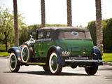 Photos of Rolls-Royce Springfield Phantom I Convertible Sedan by Hibbard & Darrin 1929