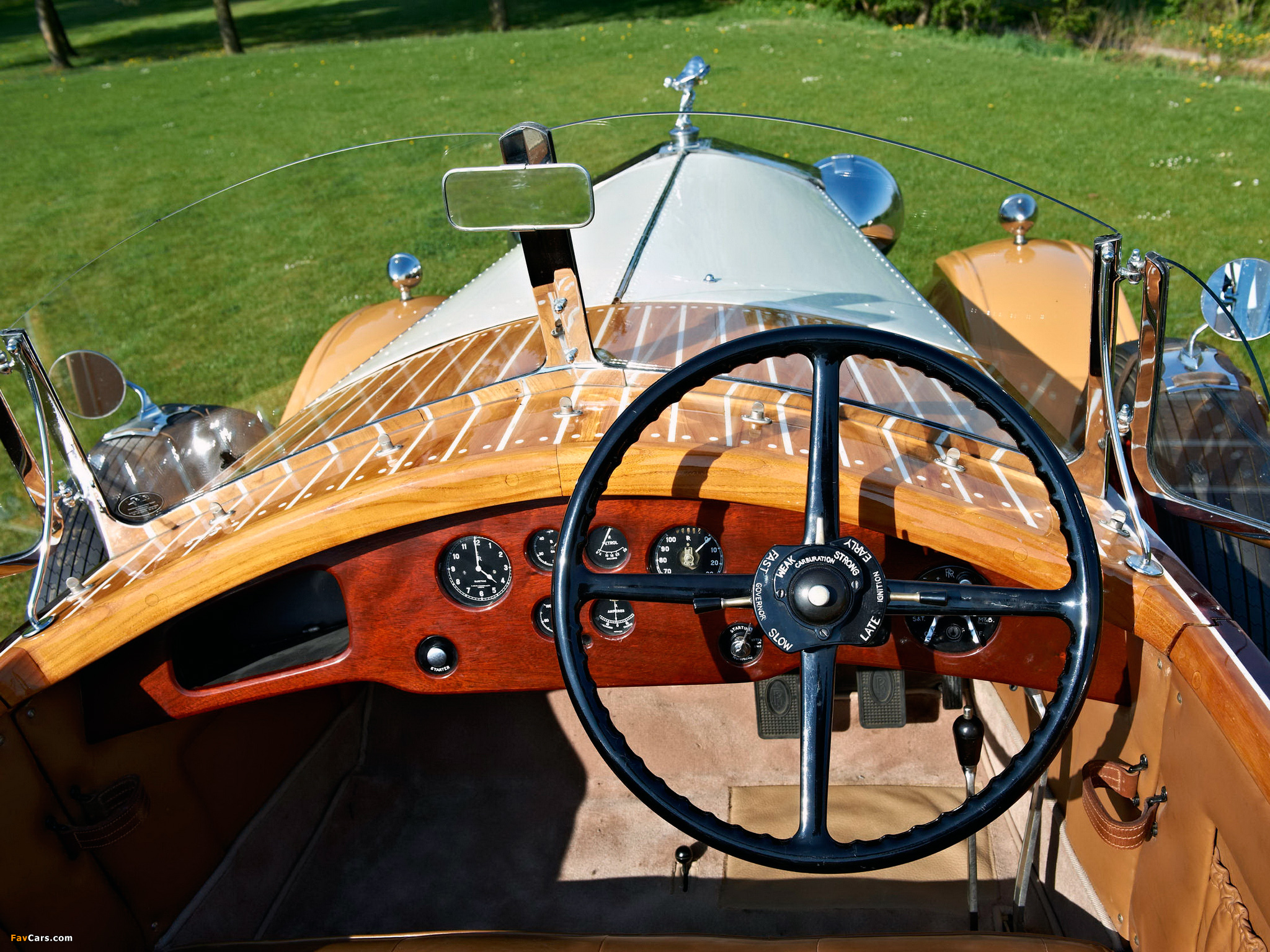 Photos of Rolls-Royce Phantom II 40/50 HP Continental Boattail Tourer 1932 (2048 x 1536)