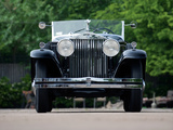 Photos of Rolls-Royce Phantom II Henley Brewster Roadster 1932