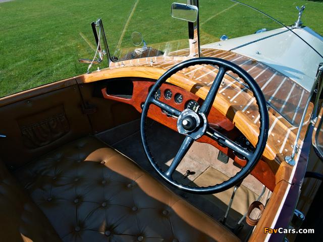 Photos of Rolls-Royce Phantom II 40/50 HP Continental Boattail Tourer 1932 (640 x 480)
