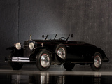 Photos of Rolls-Royce Phantom II Henley Brewster Roadster 1932
