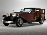 Photos of Rolls-Royce Phantom II Special Town Car by Brewster 1933