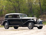 Photos of Rolls-Royce Phantom II Sports Saloon by Brewster 1933