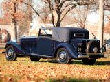Photos of Rolls-Royce Phantom II Continental Sedanca Drophead Coupe 1934