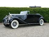 Photos of Rolls-Royce Phantom III Cabriolet by Mazzara & Meyer 1938