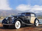 Photos of Rolls-Royce Phantom III Sedanca de Ville by Park Ward 1938
