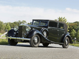 Photos of Rolls-Royce Phantom III Four Light Cabriolet by Freestone & Webb 1938