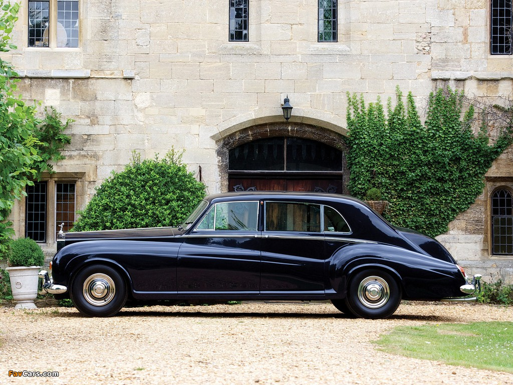 Photos of Rolls-Royce Phantom V Limousine by James Young 1959–63 (1024 x 768)
