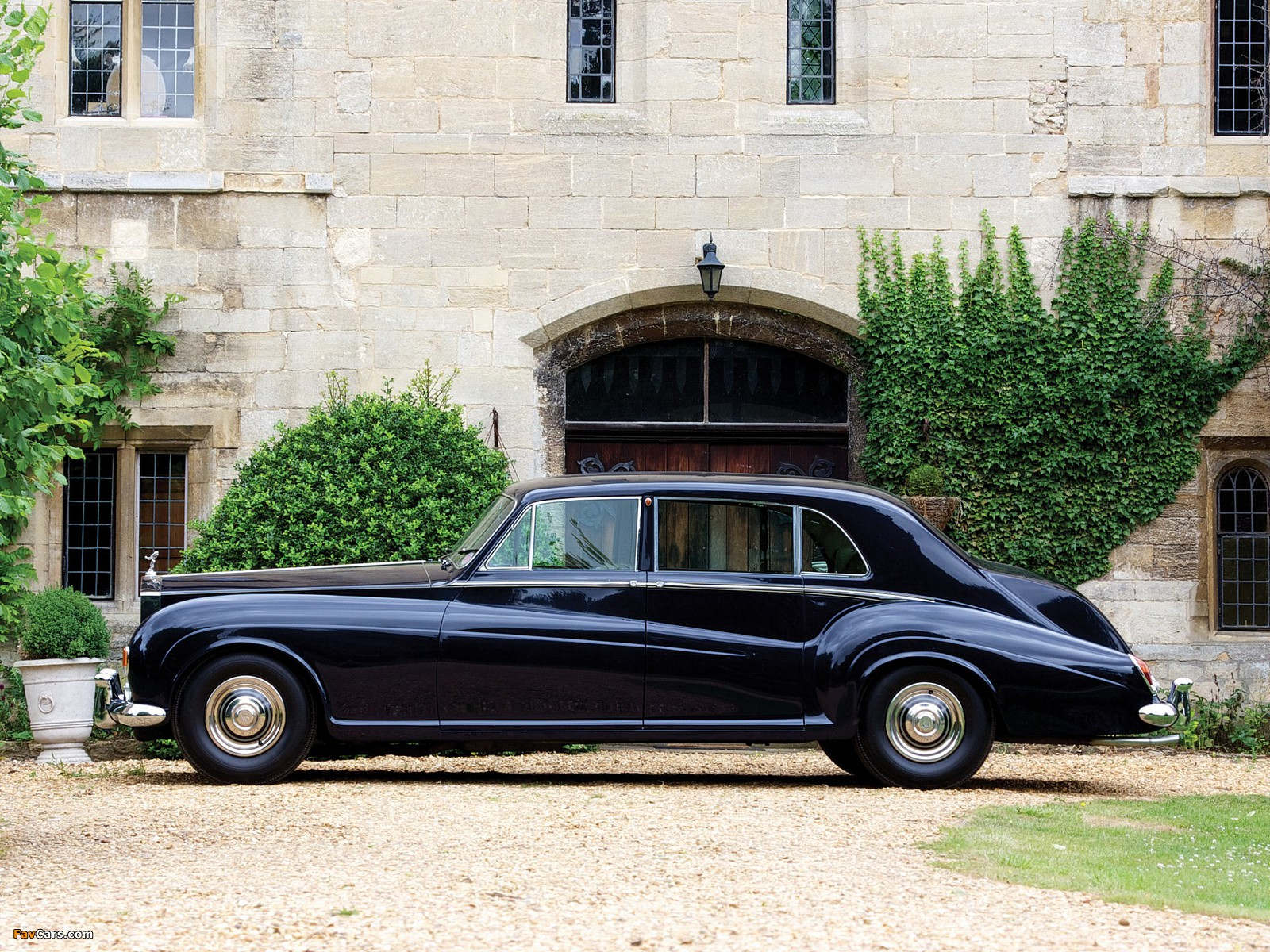 Photos of Rolls-Royce Phantom V Limousine by James Young 1959–63 (1600 x 1200)