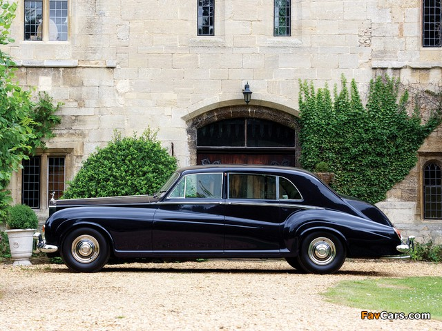 Photos of Rolls-Royce Phantom V Limousine by James Young 1959–63 (640 x 480)