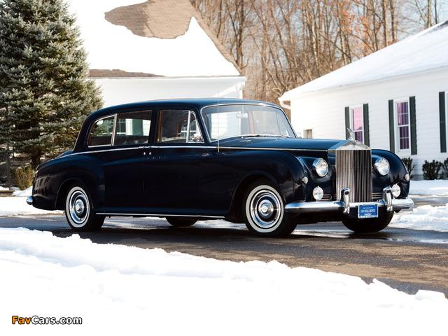 Photos of Rolls-Royce Phantom V Park Ward Limousine 1959–63 (640 x 480)