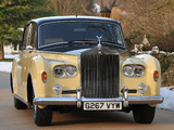 Photos of Rolls-Royce Phantom VI Landaulette by Mulliner Park Ward (VI) 1973–92