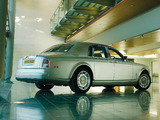 Photos of Rolls-Royce Phantom UK-spec 2003–09