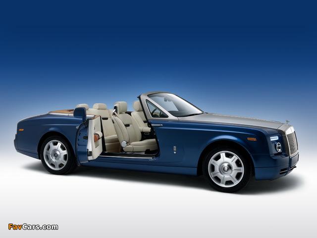 Photos of Rolls-Royce Phantom Drophead Coupe UK-spec 2008–12 (640 x 480)