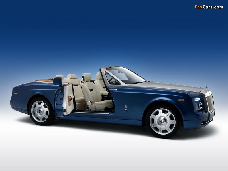 Photos of Rolls-Royce Phantom Drophead Coupe UK-spec 2008–12 (800 x 600)