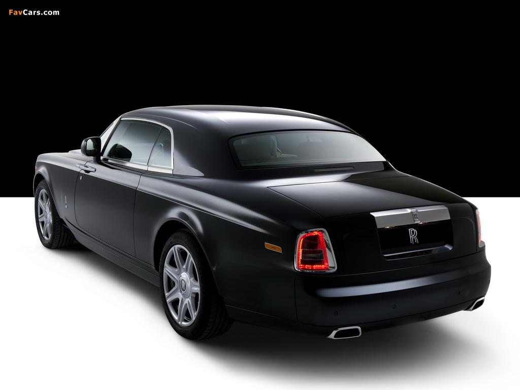 Photos of Rolls-Royce Phantom Coupe UK-spec 2009–12 (1024 x 768)