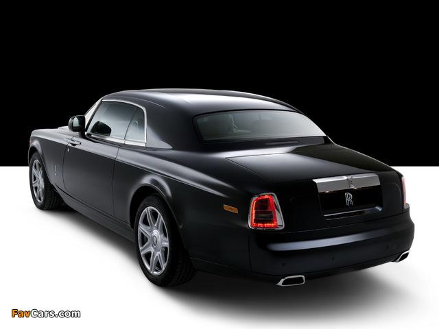 Photos of Rolls-Royce Phantom Coupe UK-spec 2009–12 (640 x 480)