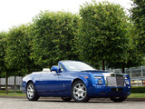 Photos of Rolls-Royce Phantom Drophead Coupe Masterpiece London 2011