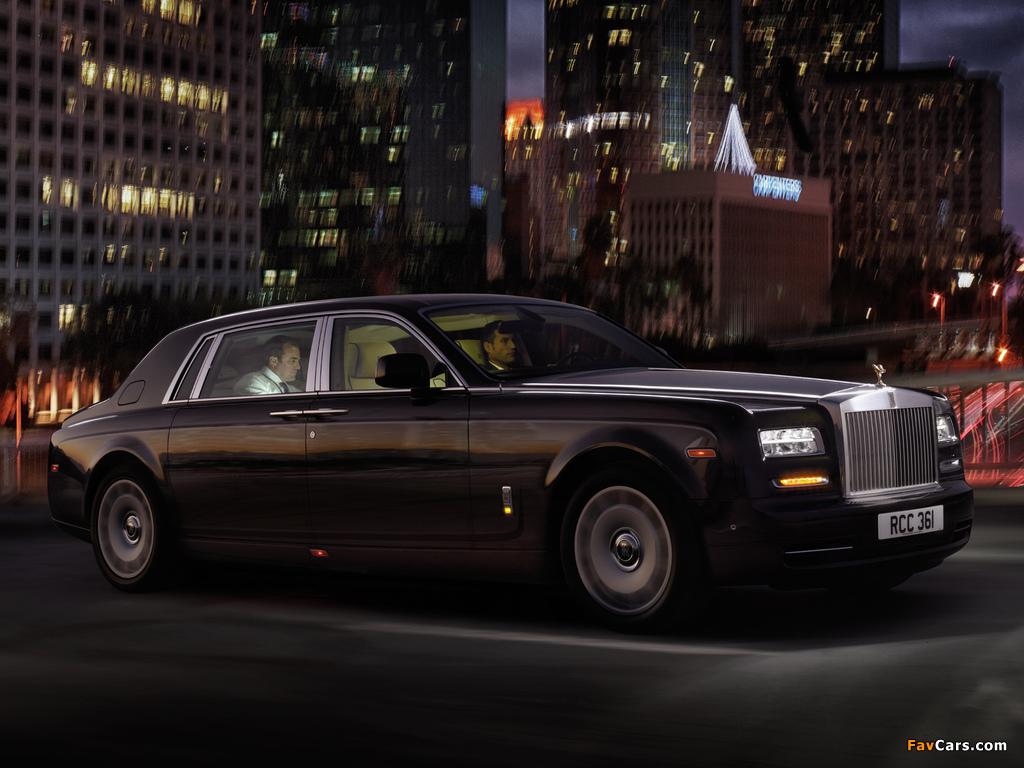 Photos of Rolls-Royce Phantom EWB 2012 (1024 x 768)