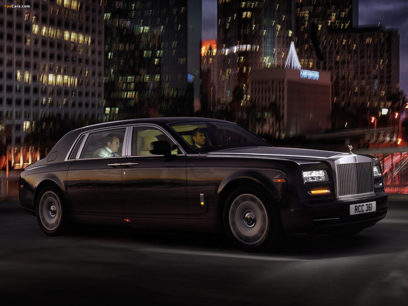 Photos of Rolls-Royce Phantom EWB 2012 (1600 x 1200)